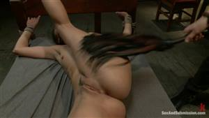 anal gaping lesbian orgy