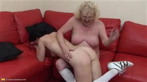 redhead black cock anal