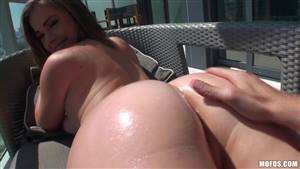 brother fucks sister outdoors