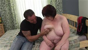 bbw latina swallow bbc cum