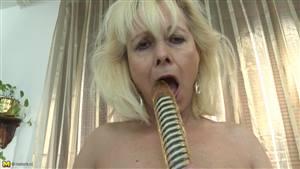 chubby wife pov blowjob