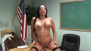 huge bbc dildo stretches